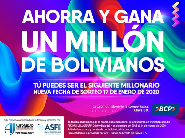 Banco de Crédito de Bolivia S A